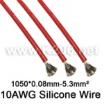 SIL-5.3-RED (10AWG)