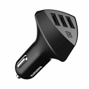 REMAX RCC-304 3USB 4,2A car charger