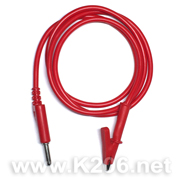 CABLE-1К1B/RED 1,0mm2