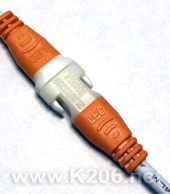 CABLE-LED02 / ORANGE