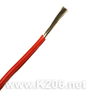 SIL-1.3-RED (16AWG)